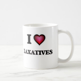 I Love Laxatives Coffee Mug