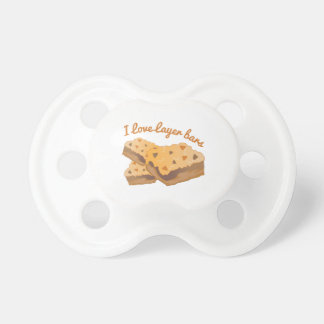 I Love Layer Bars BooginHead Pacifier