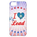 I Love Lead, South Dakota Case For iPhone 5C