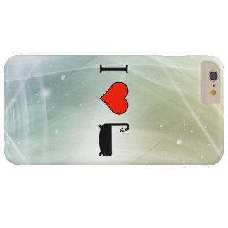 I Love Leaking Bath Tubs Barely There iPhone 6 Plus Case