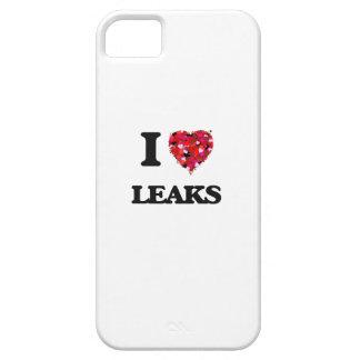 I Love Leaks iPhone 5 Case