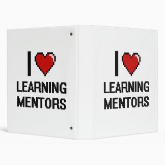 I love Learning Mentors 3 Ring Binders