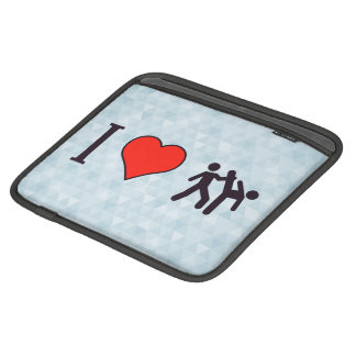I Love Learning To Defend Myself iPad Sleeves