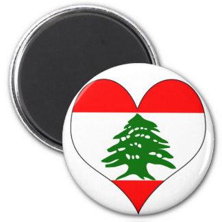 I Love Lebanon Magnet
