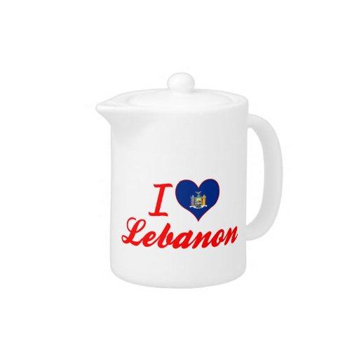 I Love Lebanon, New York