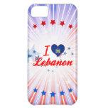 I Love Lebanon, New York Case For iPhone 5C