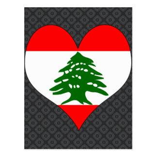 I Love Lebanon Post Card