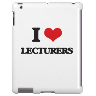I love Lecturers