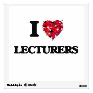 I love Lecturers Room Graphics