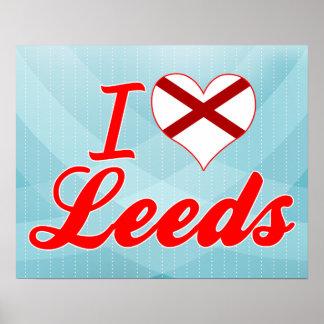 I Love Leeds, Alabama Poster