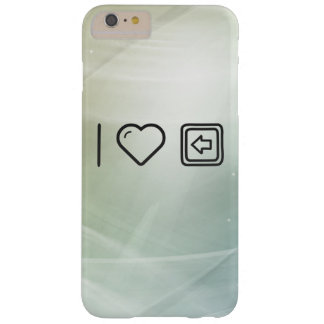 I Love Left Barely There iPhone 6 Plus Case