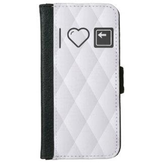I Love Lefts iPhone 6 Wallet Case