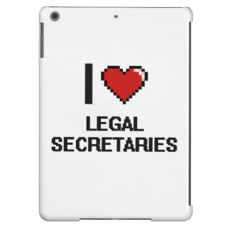 I love Legal Secretaries Case For iPad Air