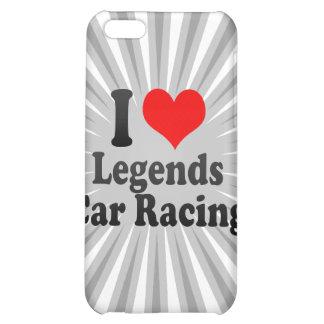 I love Legends Car Racing iPhone 5C Cases