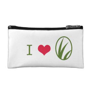 I love Lemongrass Spa Cosmetics Bag