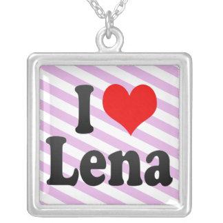 I love Lena Pendant