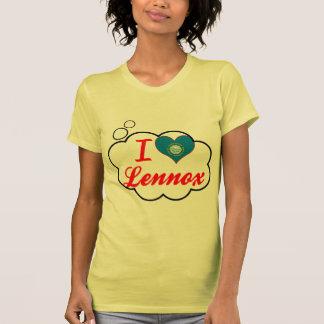 I Love Lennox South Dakota T-shirt