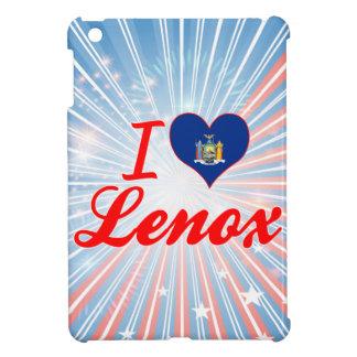 I Love Lenox, New York iPad Mini Covers