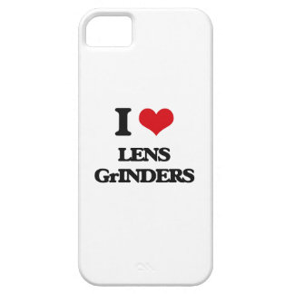 I love Lens Grinders iPhone 5 Cases