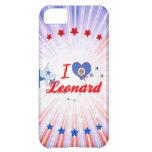 I Love Leonard, Minnesota Case For iPhone 5C