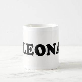 I LOVE LEONARD MUG