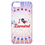 I Love Leonard, Texas Case For iPhone 5C