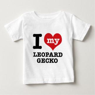 I love LEOPARD GECKO Baby T-Shirt