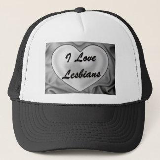 I Love Lesbians Trucker Hat