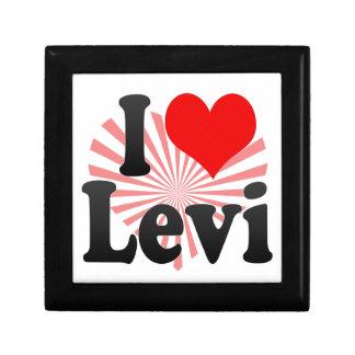 I love Levi Gift Boxes