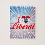I Love Liberal, Missouri Puzzles
