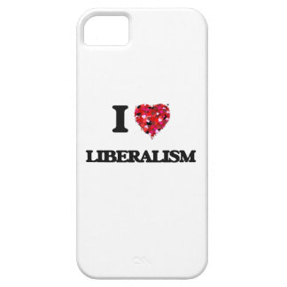 I Love Liberalism iPhone 5 Cover