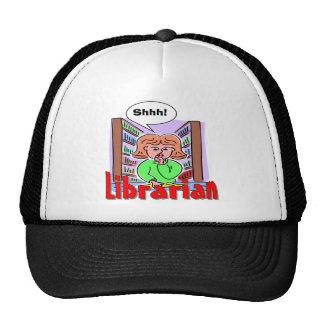 I Love Librarians Trucker Hat