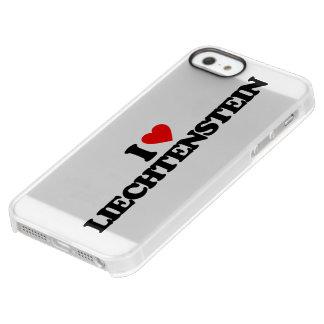 I LOVE LIECHTENSTEIN UNCOMMON PERMAFROST® DEFLECTOR iPhone 5 CASE