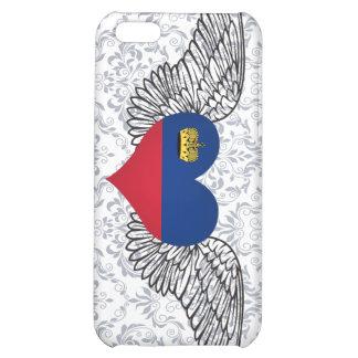 I Love Liechtenstein -wings iPhone 5C Cover