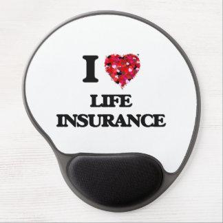 I Love Life Insurance Gel Mouse Pad