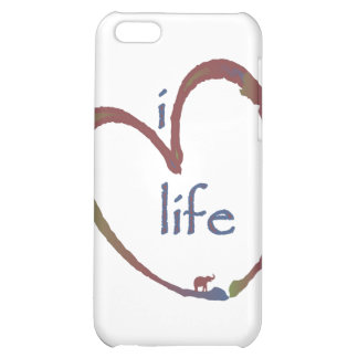 I love life case for iPhone 5C
