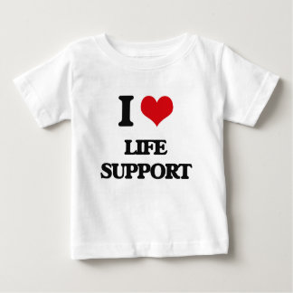 I Love Life Support Tshirt