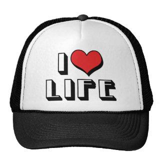 I Love Life Trucker Hat
