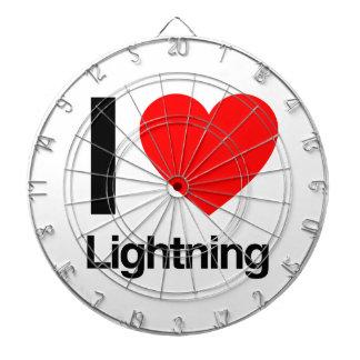 i love lightning dartboards