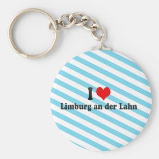 I Love Limburg an der Lahn Germany Key Chain