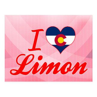 I Love Limon, Colorado Postcards