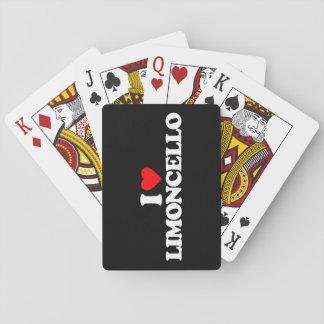 I LOVE LIMONCELLO CARD DECK