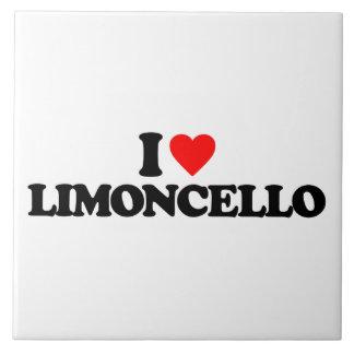 I LOVE LIMONCELLO CERAMIC TILE