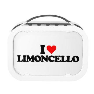I LOVE LIMONCELLO LUNCHBOX