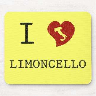 I Love Limoncello Mouse Pad