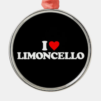 I LOVE LIMONCELLO ORNAMENT