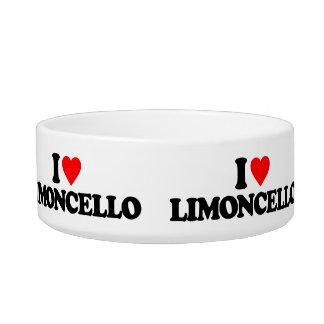 I LOVE LIMONCELLO PET WATER BOWL