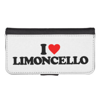 I LOVE LIMONCELLO PHONE WALLET