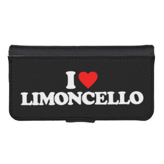 I LOVE LIMONCELLO PHONE WALLET CASES