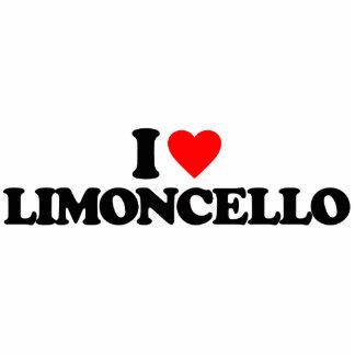 I LOVE LIMONCELLO PHOTO SCULPTURE
